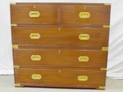Teakwood Chest of drawers